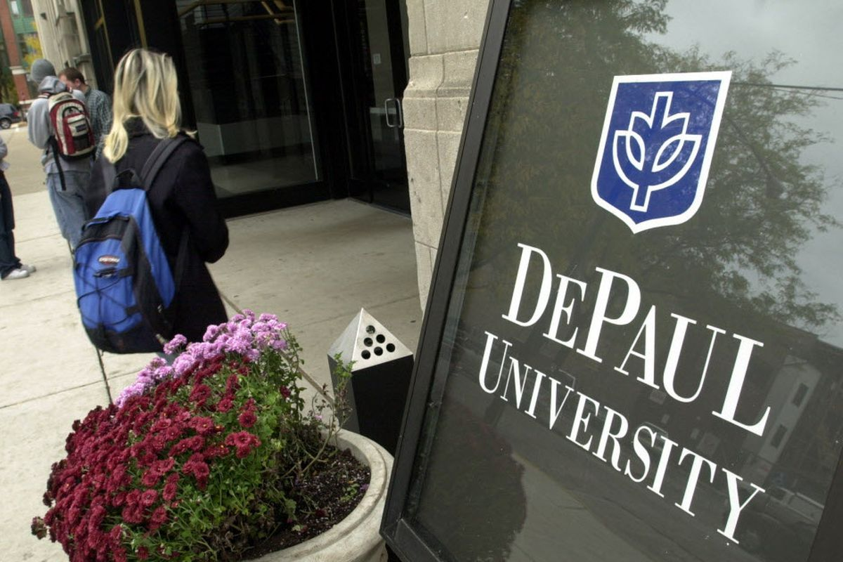 DePaul University announced its first confirmed case of COVID-19 March 18, 2020.